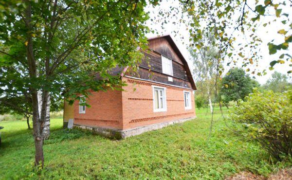 Жилой кирпичный дом на 15 сотках д.Васильевское (100 км от МКАД)